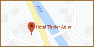 How to reach us - Hotel Tiroler Adler, Luttach in the Ahrntal in South Tyrol